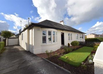 Thumbnail 4 bed semi-detached bungalow for sale in Craigston Road, Johnstone