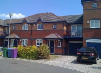Thumbnail 3 bedroom terraced house to rent in Navigation Wharf, Liverpool