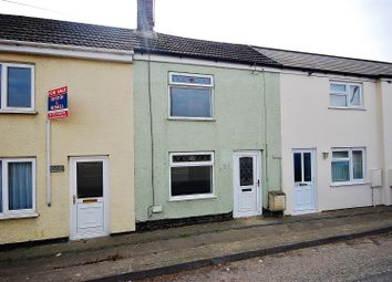 Thumbnail 2 bed terraced house to rent in Bourne Road, Pode Hole, Spalding