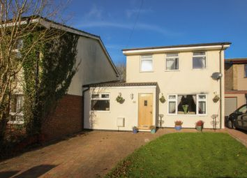 Thumbnail 3 bed detached house for sale in Windmill Rise, Hundon, Sudbury