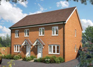 "Thumbnail 3 bed semi-detached house for sale in ""The Magnolia"" at Edwalton, Nottinghamshire, Edwalton"