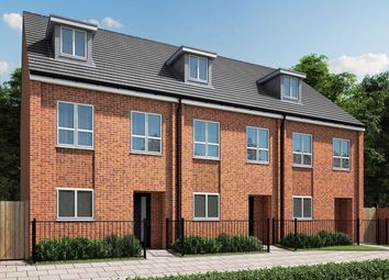 "Thumbnail 3 bed end terrace house for sale in ""The Bampton V2"" at Friar Close, Enfield"