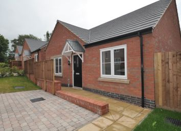 Thumbnail 2 bed detached bungalow to rent in Oakwell Drive, Crich, Matlock