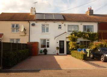 Thumbnail 3 bed terraced house for sale in Scocles Cottages, Minster, Sheerness, Kent