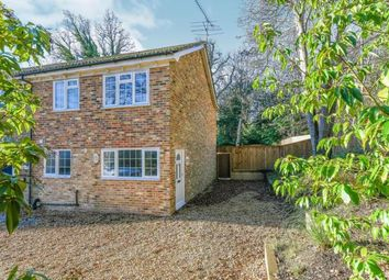 Thumbnail 3 bed end terrace house for sale in Windlesham, Surrey, United Kingdom