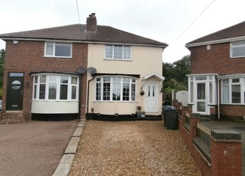 Thumbnail 3 bed semi-detached house for sale in Clarendon Road, Sutton Coldfield