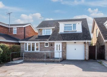 Thumbnail 4 bed detached house for sale in Oulton Close, Aylesbury