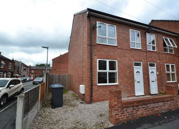Thumbnail 2 bed semi-detached house to rent in Hey Street, Ince, Wigan