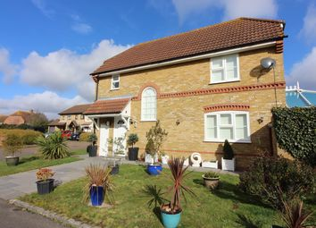 Thumbnail 3 bed detached house for sale in Lytcott Drive, West Molesey