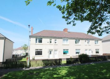 Thumbnail 2 bed flat for sale in 65, Glencairn Avenue, Wishaw, North Lanarkshire ML27Rh