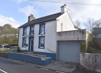 4 bed detached house for sale in Llanybydder SA40