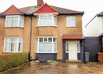 Thumbnail 3 bed semi-detached house for sale in Argyle Avenue, Hounslow