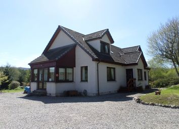Thumbnail 4 bed detached house for sale in Auchterawe, Fort Augustus PH32, Fort Augustus,