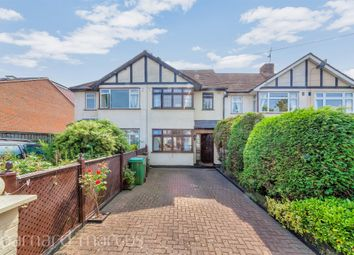 Thumbnail 3 bed terraced house for sale in Boscombe Road, Worcester Park