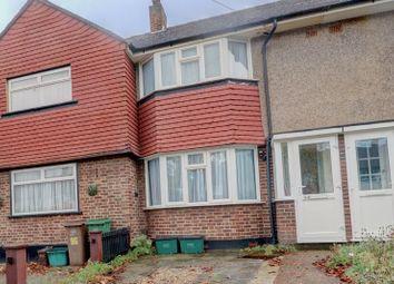 Thumbnail 2 bed terraced house for sale in Buckhurst Avenue, Carshalton