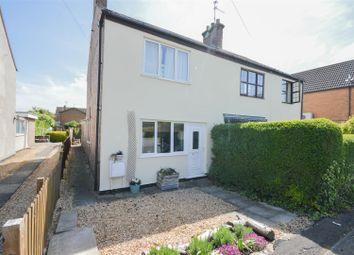 Thumbnail 3 bedroom semi-detached house for sale in Guntons Road, Newborough, Peterborough