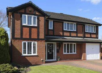 4 bed detached house for sale in Richardson Close, Freckleton, Preston PR4