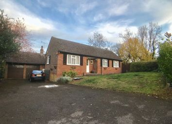 Thumbnail 4 bed detached bungalow for sale in Water End Road, Beacons Bottom, High Wycombe