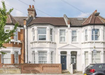 Thumbnail 3 bed terraced house to rent in Bronsart Road, London