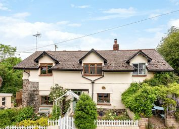 Thumbnail 3 bed semi-detached house for sale in Bondleigh, North Tawton