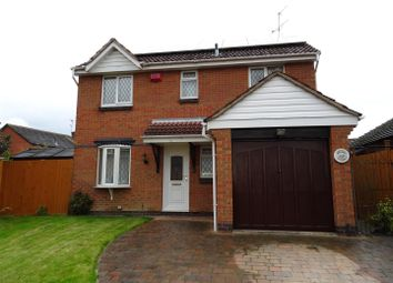 Thumbnail 4 bed detached house for sale in Pentridge Drive, Ilkeston