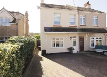 Thumbnail 3 bed semi-detached house for sale in Underhill Road, Benfleet