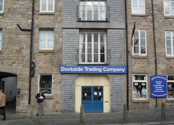 Thumbnail Retail premises to let in Former Dockside Trading Premises, Wharf Road, Penzance, Cornwall