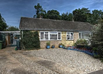 Thumbnail 3 bed semi-detached bungalow for sale in South Green Gardens, Dereham