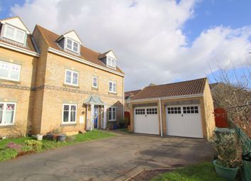 Thumbnail 4 bed end terrace house for sale in The Bramleys, Portishead, North Somerset