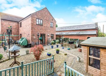 Thumbnail 4 bed detached house for sale in Wells Place, Cleobury Mortimer, Kidderminster