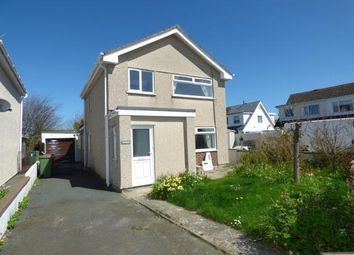 Thumbnail 3 bed detached house for sale in Manning Drive, Valley, Anglesey