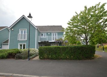 Thumbnail 4 bed link-detached house for sale in The Lakes, Larkfield, Aylesford