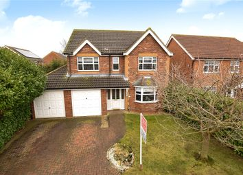 Thumbnail 4 bed detached house for sale in Albery Way, New Waltham