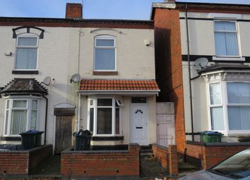 Thumbnail 3 bed terraced house for sale in St. Matthews Road, Smethwick