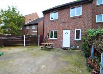 Thumbnail 4 bed semi-detached house to rent in Caspian Walk, Victoria Dock