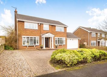 Thumbnail 4 bed detached house for sale in Ardern Lea, Alvanley, Frodsham