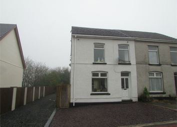 Thumbnail 3 bed end terrace house to rent in Penygraig Road, Llanelli, Carmarthenshire