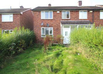 Thumbnail 3 bedroom end terrace house for sale in The Lindfield, Stoke Aldermoor, Coventry