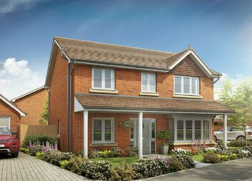 Thumbnail 3 bed detached house for sale in Petworth Road, Wisborough Green, Billingshurst