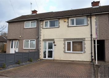 Thumbnail 3 bed terraced house for sale in Cross Keys Green, Leicester