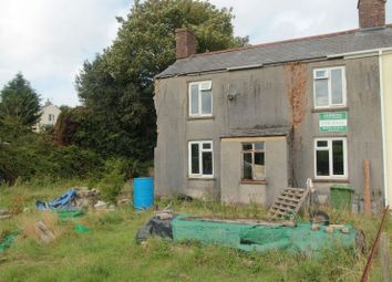 Thumbnail 1 bed semi-detached house for sale in Coleford Road, Bream, Lydney