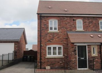 Thumbnail 3 bed semi-detached house for sale in Becks Close, Birstall, Leicester, Leicestershire