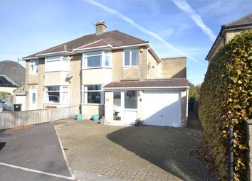 Thumbnail 3 bed semi-detached house for sale in Midford Road, Bath, Somerset