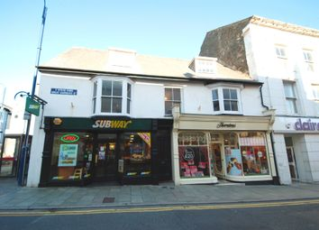 Thumbnail 4 bed flat for sale in Great Darkgate Street, Aberystwyth