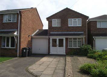 Thumbnail 3 bed link-detached house to rent in Burdons Close, Birmingham