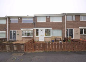 Thumbnail 3 bed terraced house for sale in Culloden Walk, Killingworth, Newcastle Upon Tyne