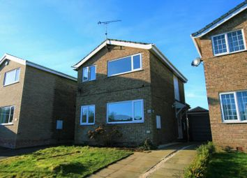 Thumbnail 3 bed detached house to rent in Coniston Road, Dronfield