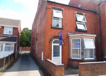 Thumbnail 2 bed flat to rent in George Street, Riddings, Derbyshire