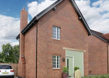 Thumbnail 2 bed detached house for sale in The Elm, Measham Road, Moira
