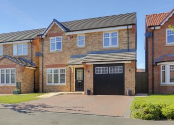 4 bed detached house for sale in Meteor Road, Hucknall, Nottinghamshire NG15